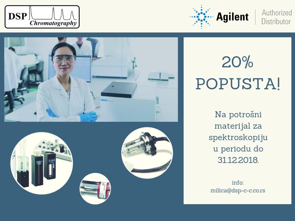 Popust Akcija DSP Chrmotagraphy