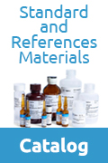 Standard and references materials catalog