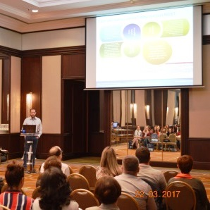 Seminar Annual Workshops with DSP Chromatography - 2017
