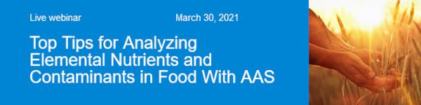 AAS food webinar 30 mart